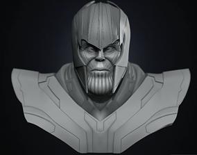 3D model PBR Thanos