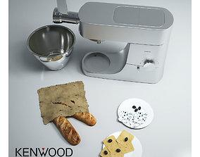 Food Mixer 3D