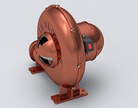 3D print model Air Blower