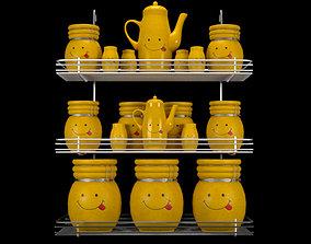 3D model3d kitchenware