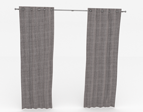 3D asset Curtains