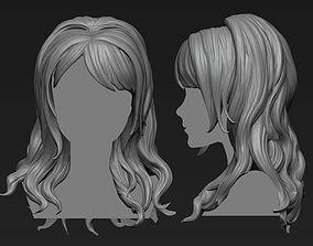 Hair 12 printable
