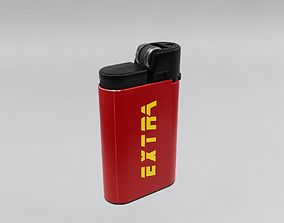 3D model Lighter for logo