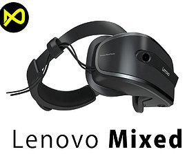 Lenovo Windows Mixed Reality Headset 3D model