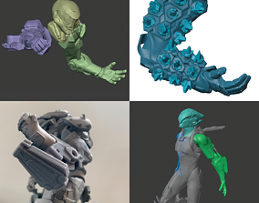 3D printable model Patreon Welcome Package For those who 2