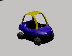 3D model Toy Car for Kids
