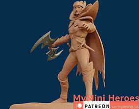 3D print model Phantom Assassion