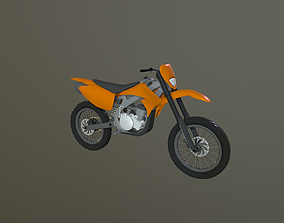 3D Dirt Bike motocross