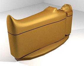 3D Coffin - Egyptian