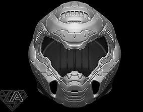 3D printable model Doom Eternal helmet