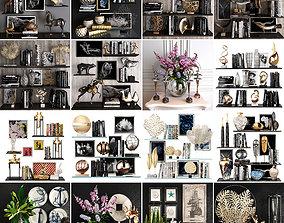 3D Collection Decoration sets Vol 03