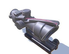 Sniper Scope 2 3D model