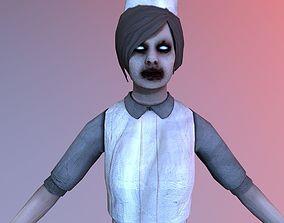 Horror Nurse 3D model