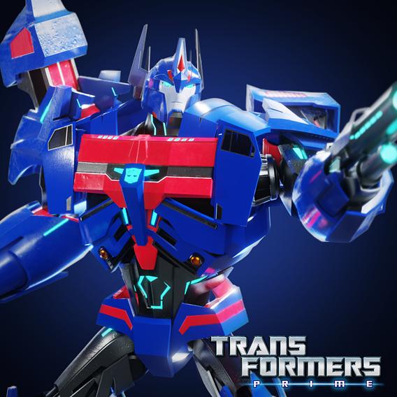 Ultra Magnus / Transformers Prime