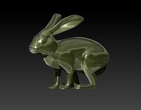 3D print model Easter Rabbit