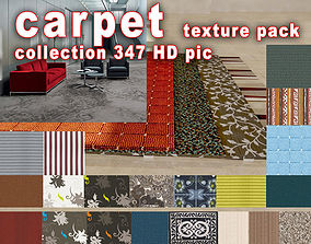 carpet texture pack - collection 347 HD pic 3D model