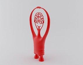 3D print model Power of Mind Creative