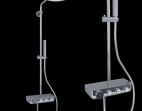 Shower System Euphoria Smartcontrol System 310 3D model