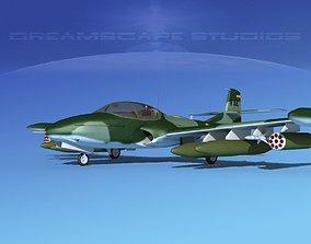 Cessna A-37 Dragonfly Equador 3D model