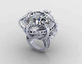 3D fancy ring