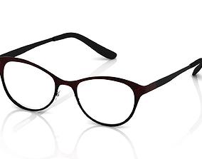 Eyeglasses for Men and Women sight 3D printable model