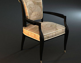 Colombo Stile Classic Chair 3D