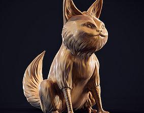Loth-Cat fan 3d print model