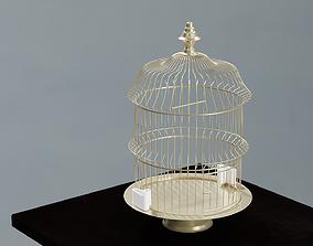 3D model Birdcage vintage