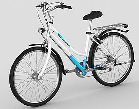 3D model Generic woman s bicycle