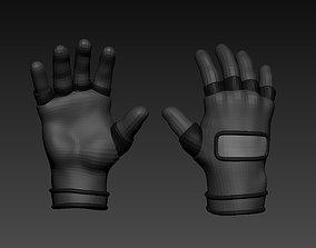Gloves - Basemesh 3D