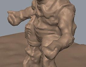 Big Nosed Wheeler 3D