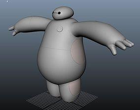 Baymax Model ver 1 3D