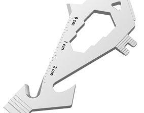 3D print model New Mechanical Multi-tool Gadget
