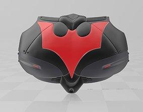 Batman Arkham Knight Beyond chest 3D printable model