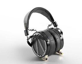 LCD Headphones 3D model