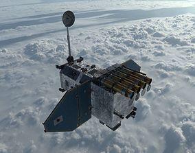 Solar Dynamics Observatory 3D asset