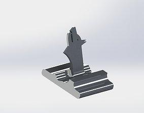 Printable Gokturk and Stark Phone Holder