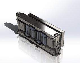 3D Dispositivo Gravacao Bucha Pryor - Engrave Device 1