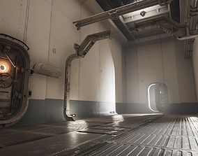 3D asset Modular Under Room UE4