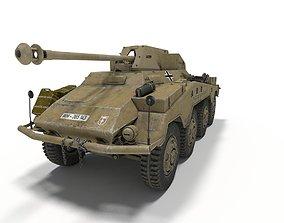 3D model Sd Kfz 234-4