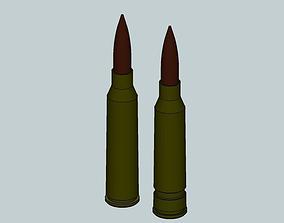 3D 6x49mm Russian unified cartridge