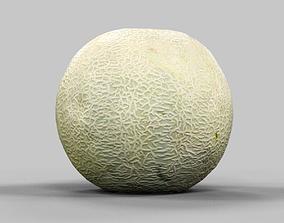 3D asset VR / AR ready Melon
