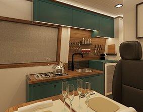 3D Caravan Design Iveco daily