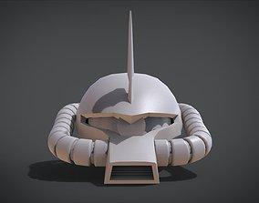 3D print model Gouf Custom Head