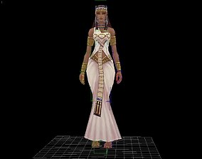 Minority princess 3D model