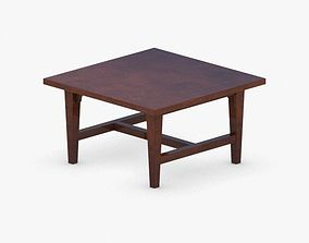 0322 - Coffee Table 3D asset