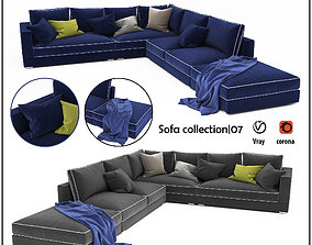 living 3D Sofa Collection