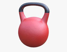 3D Gym kettlebell