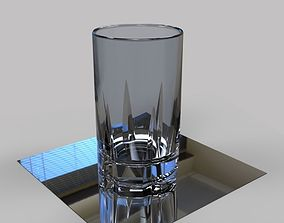 Highball Glass 3D model