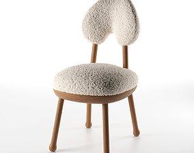 Monsieur Oops Chair kid 3D